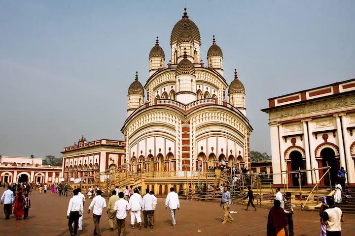 Rajdeep's Place near NIOH/DAKSHINESWAR KALI Temple