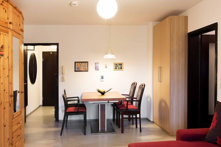 2-room apartment Rennweg