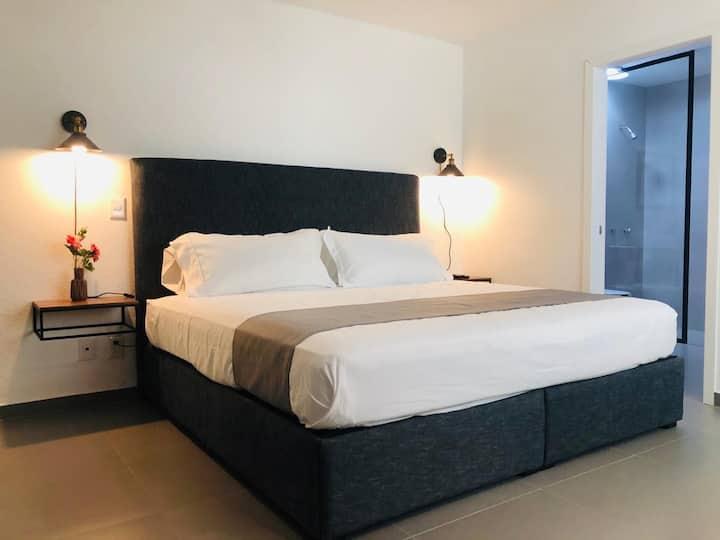 SS106 Habitación  tipo Hotel 5 min Gran Plaza GDL