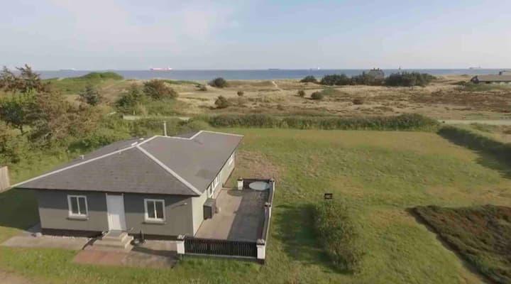 Sommerhus på Grenen direkte til Sønderstrand