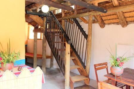 Mashovhela Bush Lodge -Family/Group Chalet 4