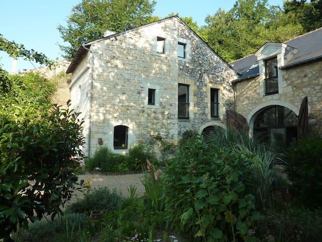 vieille demeure au coeur du Val de Loire