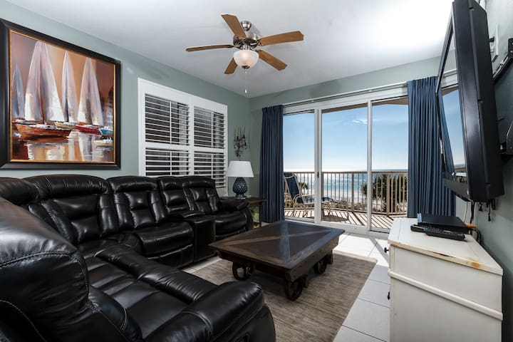 Summer Place #301 Beachfront Okaloosa Island - Fort Walton Beach - Wohnung