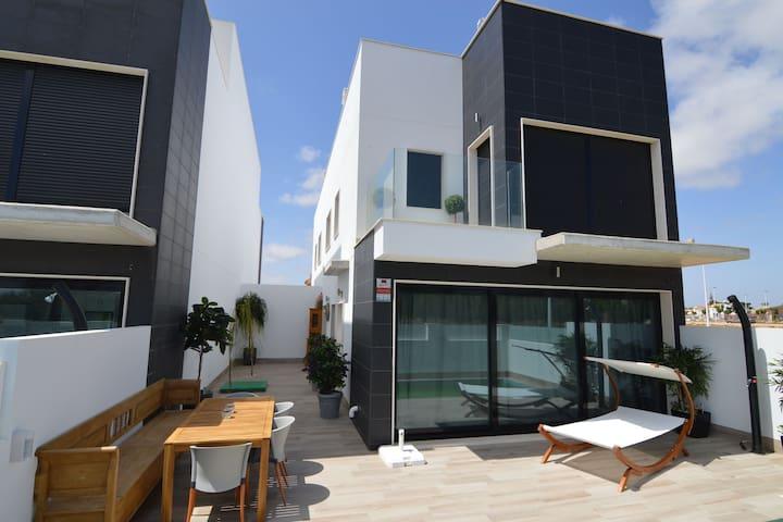 Casa vacanze di lusso con piscina privata a Murcia
