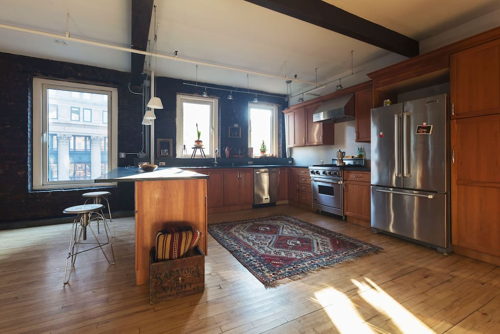 SOHO 2 BEDROOM INDUSTRIAL LOFT Lofts For Rent In New York New York Unite
