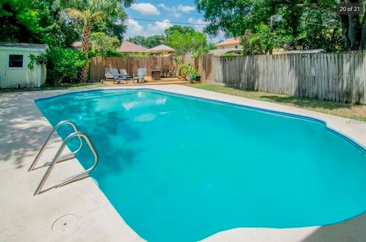 Beautiful South Tampa Home - Centrally Located