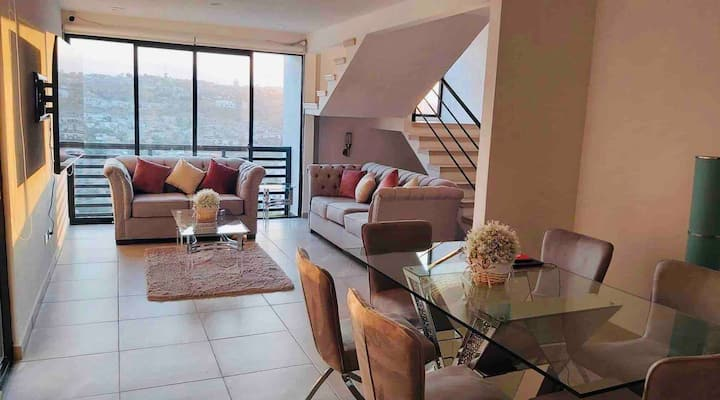 Beautiful BR & View in Shared Apartment - Pampas