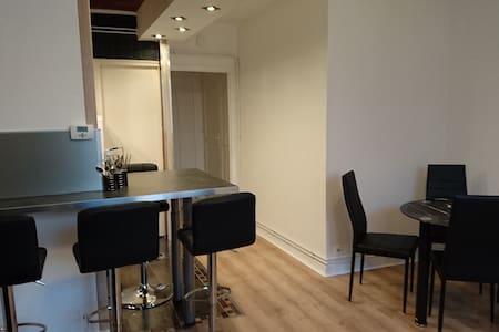 Bel Appartement meublé /Lorraine /4 personnes - Pont-à-Mousson - Wohnung