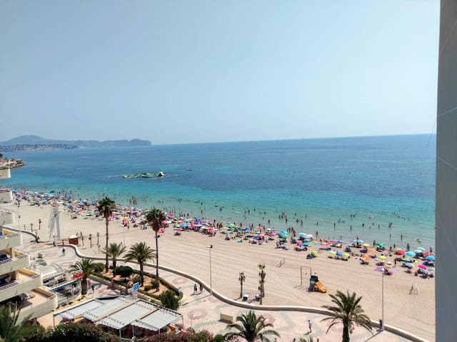 Calpe Luxury Beach Front Apartment
