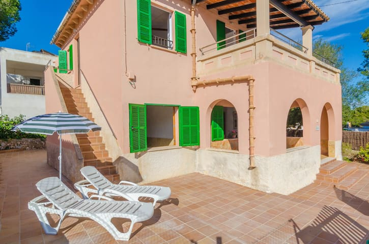 CALA ROMANI 1 - Apartment for 7 people in Cala Figuera.
