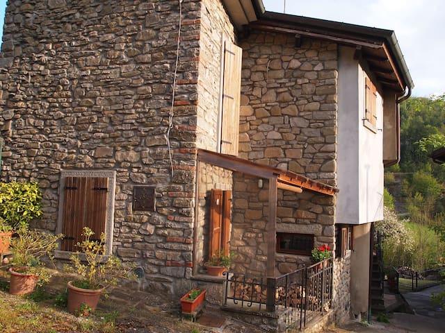 La Casa - Vacanza nel Parco - Badia Prataglia - House