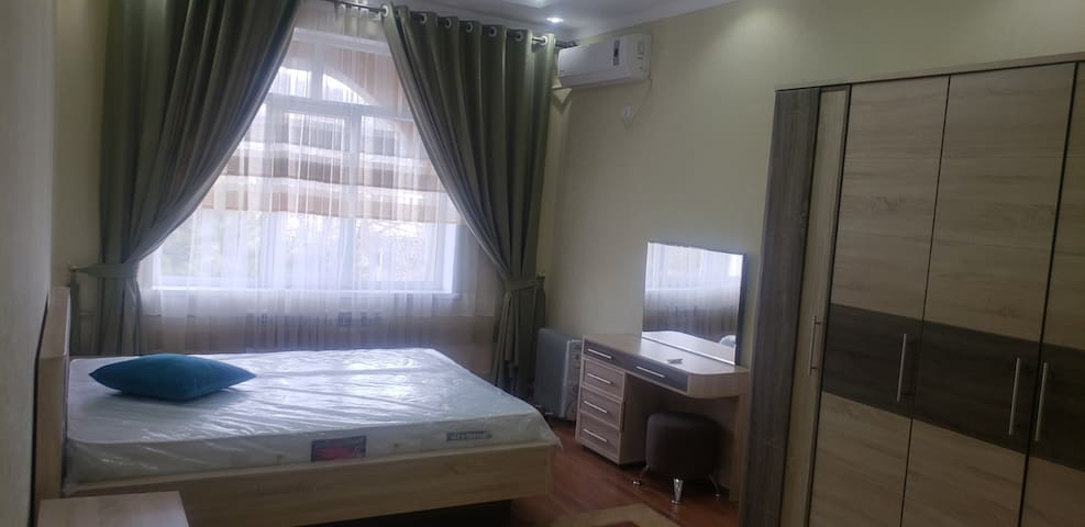 Brand New large Lux Apt in the Center of Dushanbe