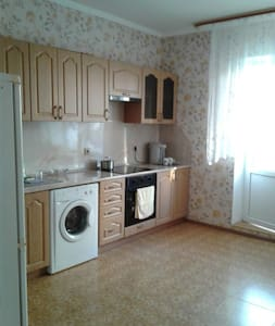 ЖК Панорама, 2 комн. квартира, 10 минут до центра! - Krasnodar - Apartemen