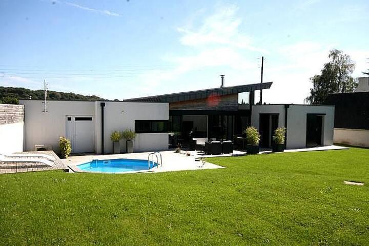 Villa Plougastel Daoulas - Plougastel-Daoulas - Villa