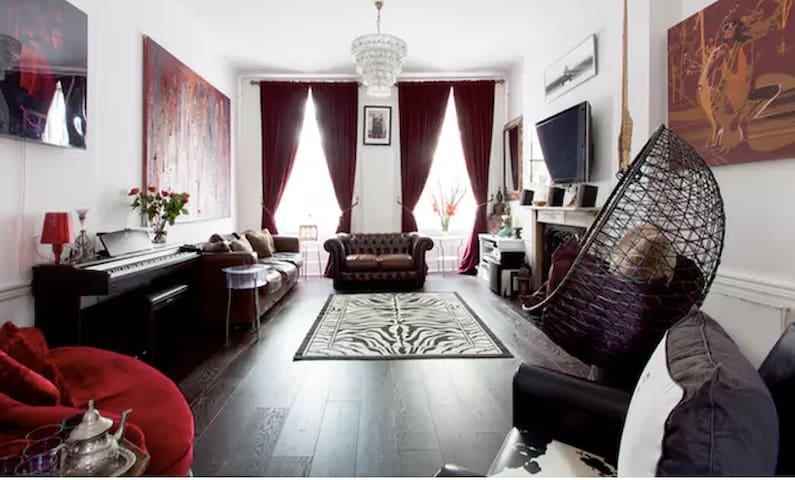 Gorgeous 3 Bed Georgian Grade II listed apartment - Londres - Apartamento