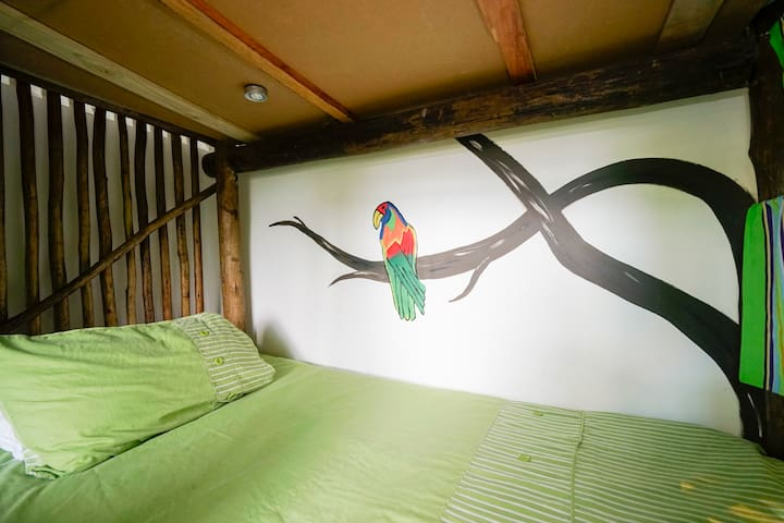 #8 Treehouse Room @ Aweh Africa - Durban North - Hostel