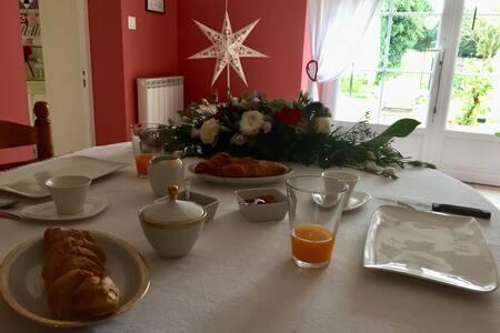 "Tess Cottage Chambre ""La Champagne"""