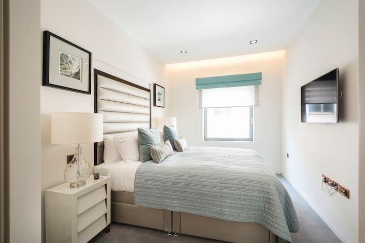 Stunning 1st Floor One Bedroom Apartment - London - Wohnung