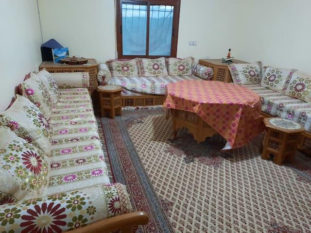 Maison d'hôte à El Kebab
