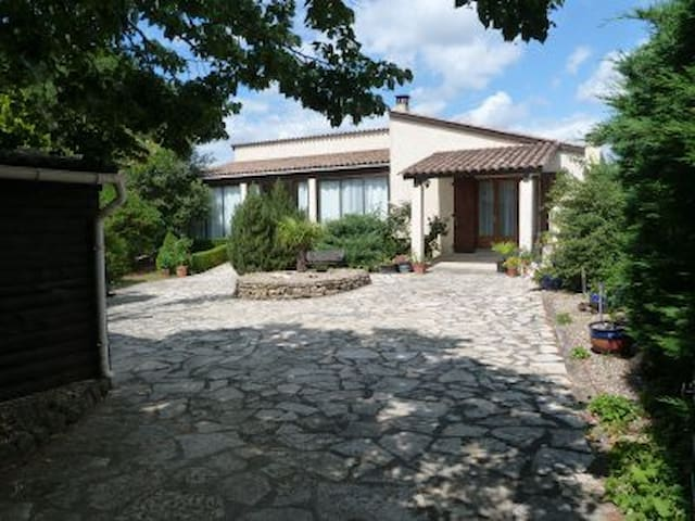 "Villa ""Le Petit Nice"" 5mn de Limoux - Saint-Martin-de-Villereglan - 別荘"