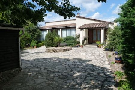 "Villa ""Le Petit Nice"" 5mn de Limoux - Saint-Martin-de-Villereglan - Casa de campo"