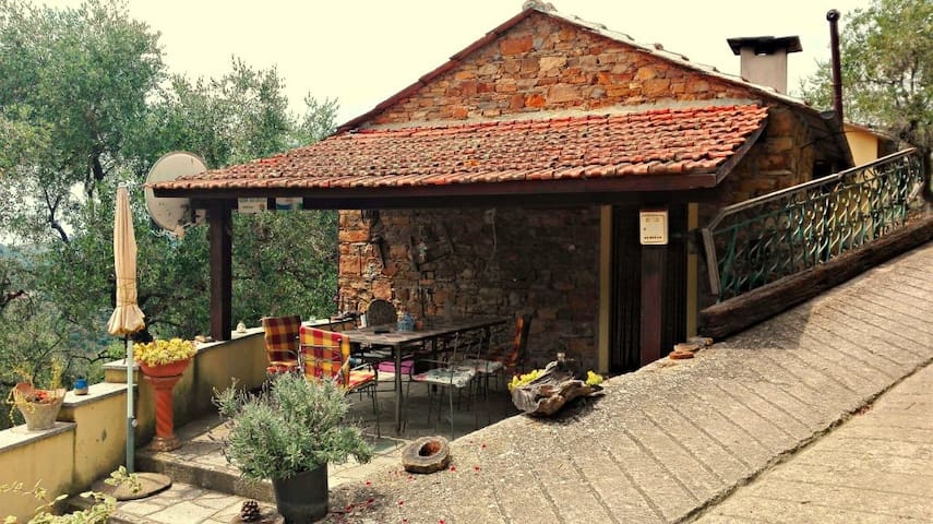 Agritur Pantan-house in the middle of countryside