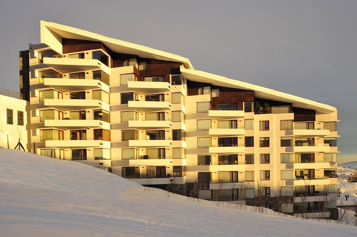 Luxurious apartment ski in/out at La Parva Resort