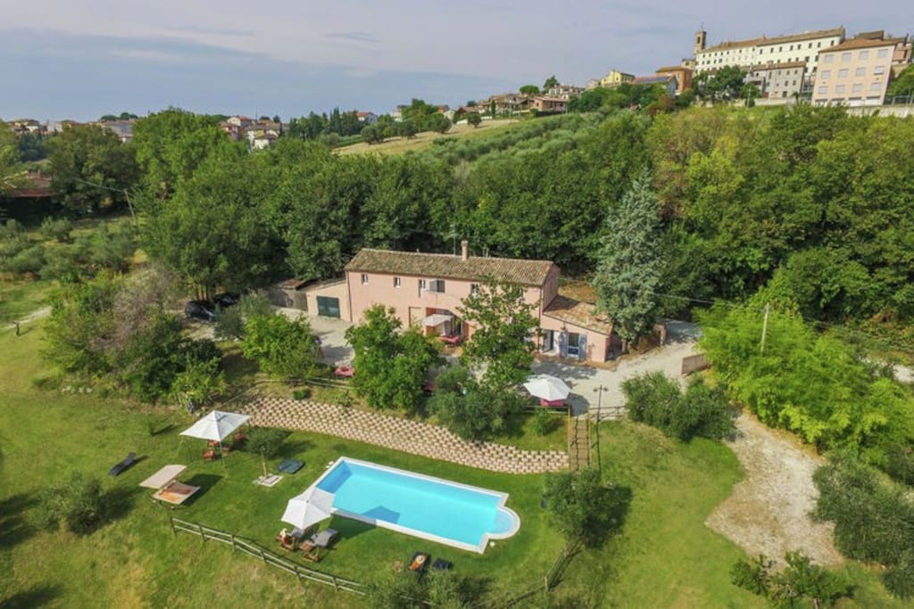 Villa Gemma di Sant'Elena
