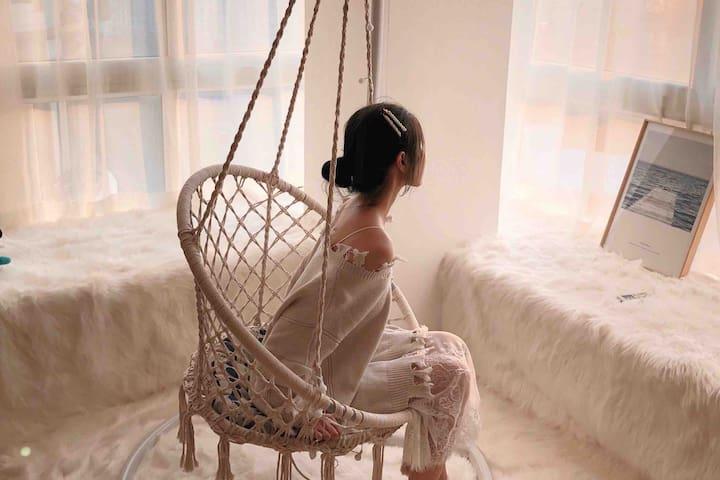 【屿居】#小仙女必选# 近鼓浪屿码头 一室一厅 私人阳台 10分钟可达中山路