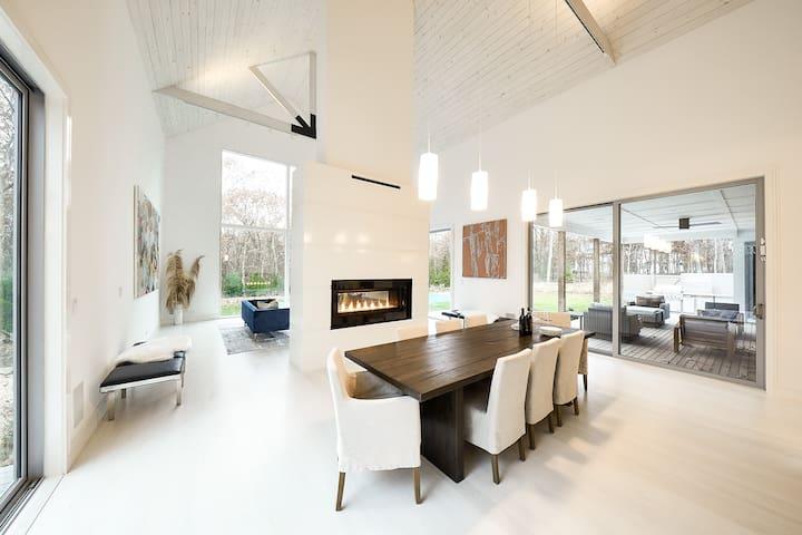 Elegant Modern Barn