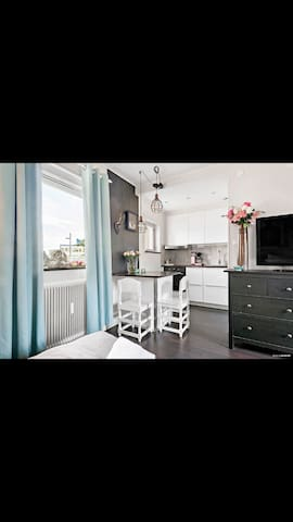 1 Rum Vällingby - สตอกโฮล์ม - อพาร์ทเมนท์