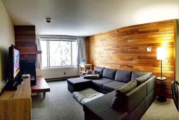 Great Escape @ Biggie w/private sauna!)