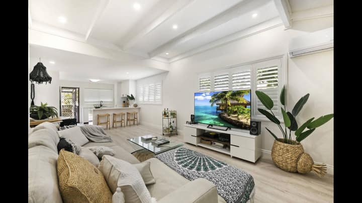 Boutique Village Style Living, 2-Bed Beach House