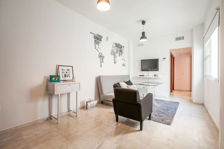 Apartamento en el centro de Utrera. - Utrera - Huoneisto