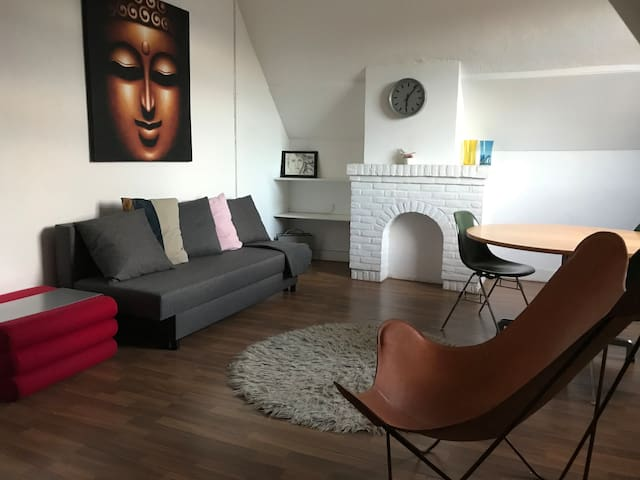 Very Central Apartment with Harbour View