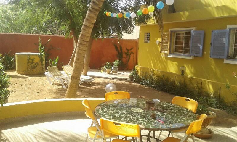 Chambre avec entrée privée à Saly Niakh Niakhal