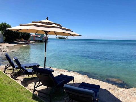 Stunning Beach Front Property