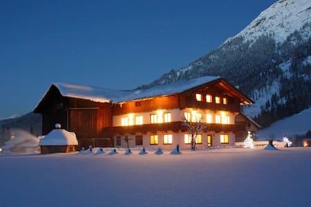 """""""Alpine Suite Tirol"""" im Berghof, DAS Ferienhaus"""