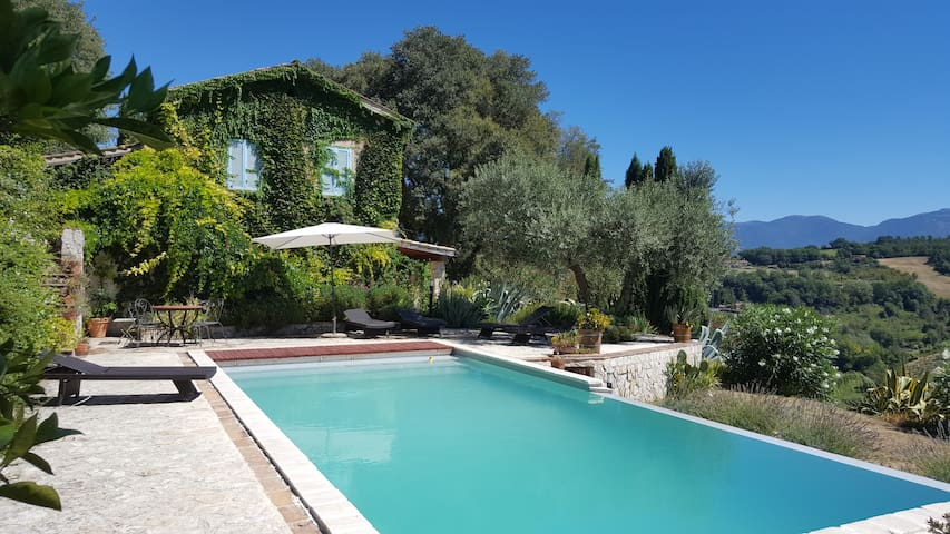 Villa Bellavista with great view and total privacy