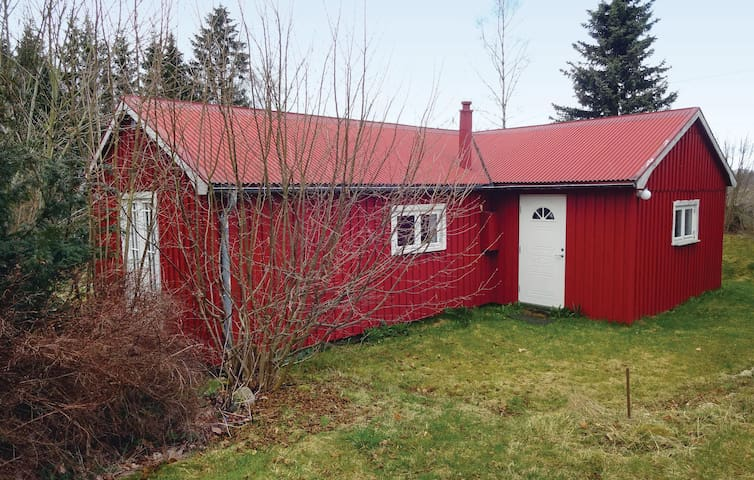 Holiday cottage with 2 bedrooms on 56m² in Hörby