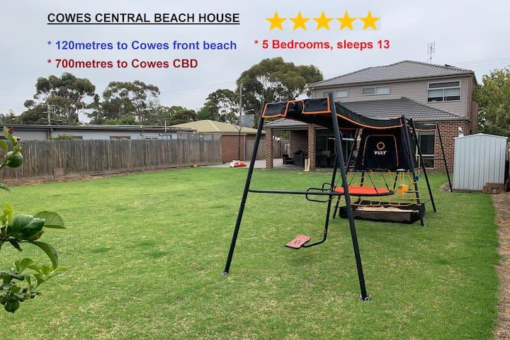 Cowes Central Beach House