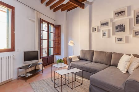 Authentic Palma apartment. Luxury! - Wohnung