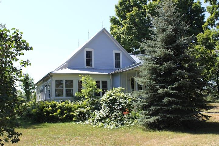 The Walmsley House