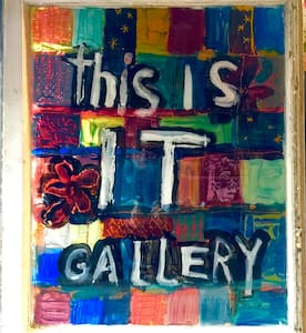This Is It! Artist's Studio Gallery - Chicago - Other