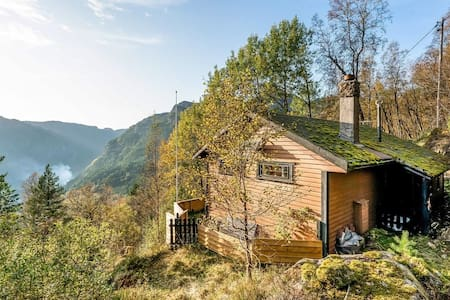 Charming cabin near Preikestolen and Kjerag