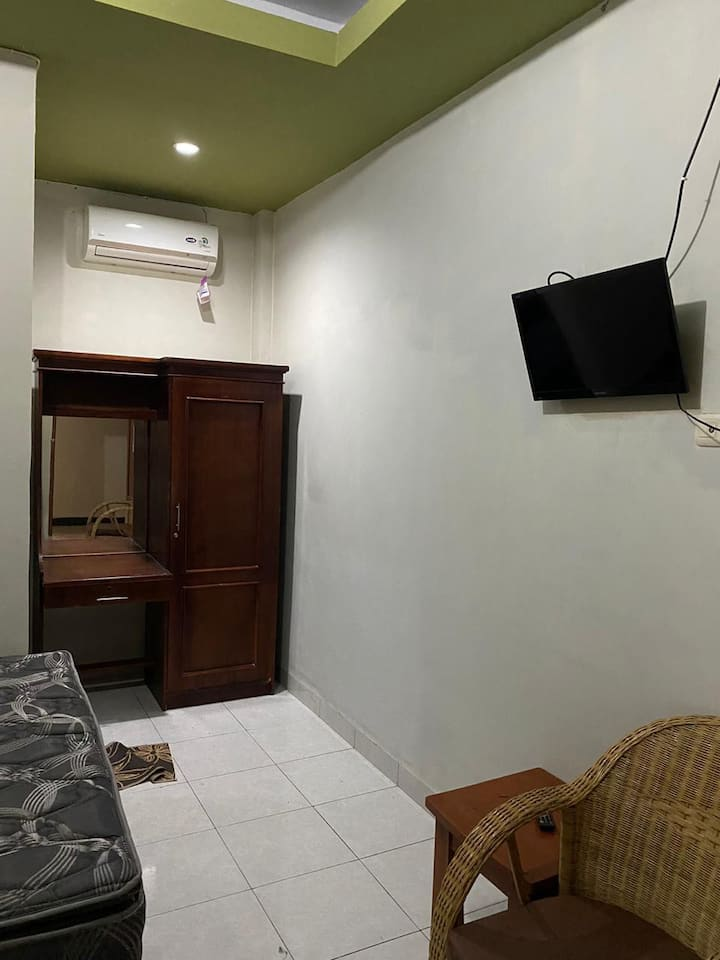 Cheap & Clean Stay in Pampang at D'Banua Sweet