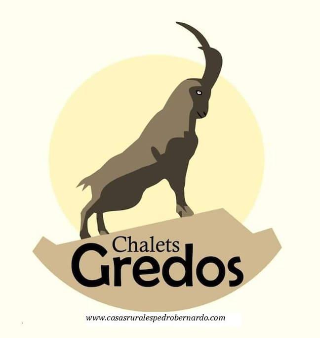 Logotipo Chalets Gredos