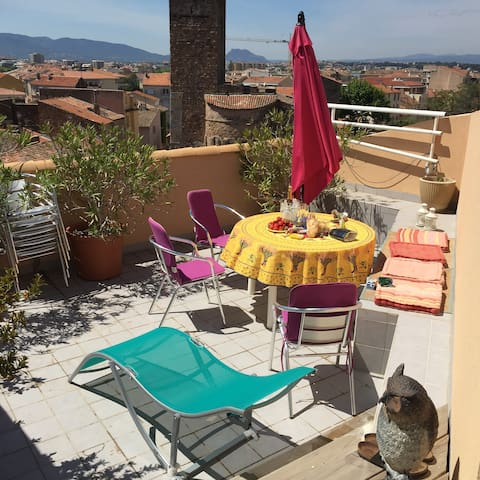 Wonderful Penthouse Saint Raphael  - Saint-Raphaël - Loft