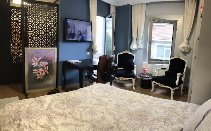 Ortaköy- the apartment in  center of the istanbul