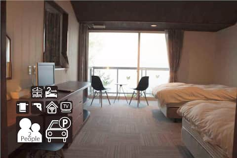 Shodoshima! Private cottage with sea! 02★Free wifi